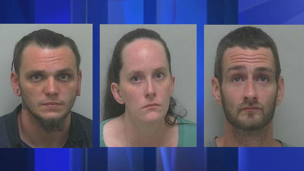 Three arrested in Beaufort County on drug charges | WCTI