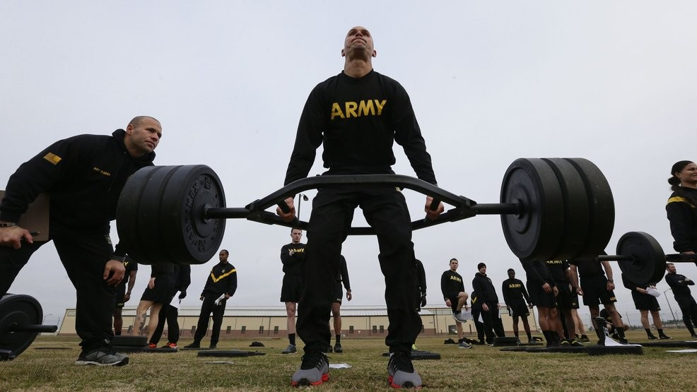 Army aims for more combat-ready troops with new fitness test | WCTI