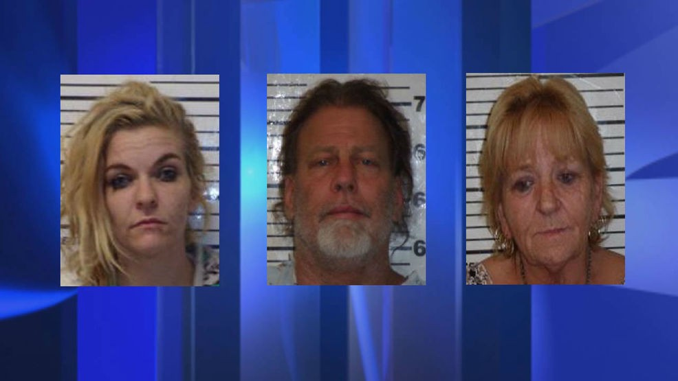 Two arrested for attempting to smuggle meth into Carteret