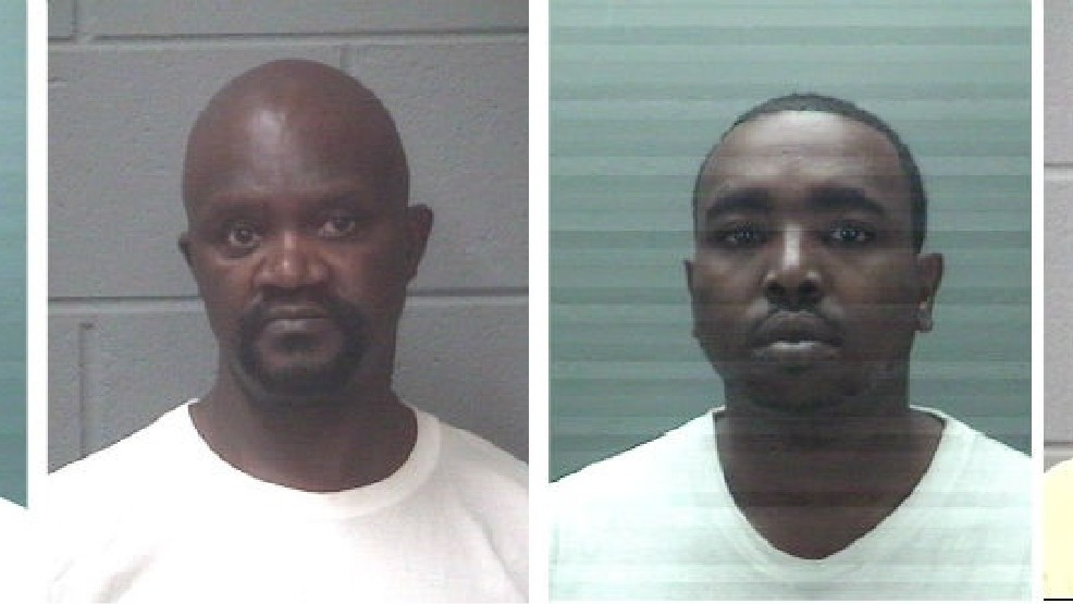 Four arrested following drug bust in Onslow County   WCTI