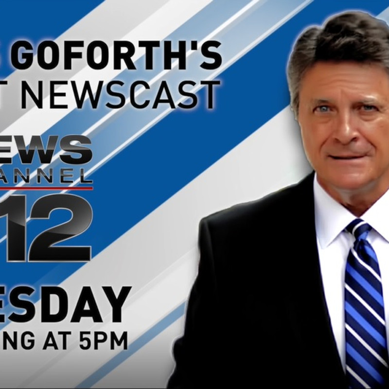 Goforth Christmas Concert West Columbia 2020 Wes Goforth retiring after 23 years at NewsChannel 12   WCTI