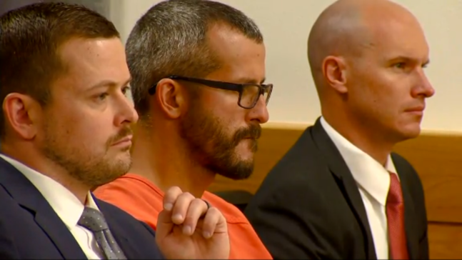 Parents of Chris Watts defend son who admitted to killing wife