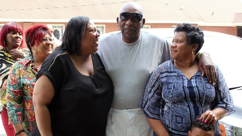 N C  man serving more than 40 years released from Greene