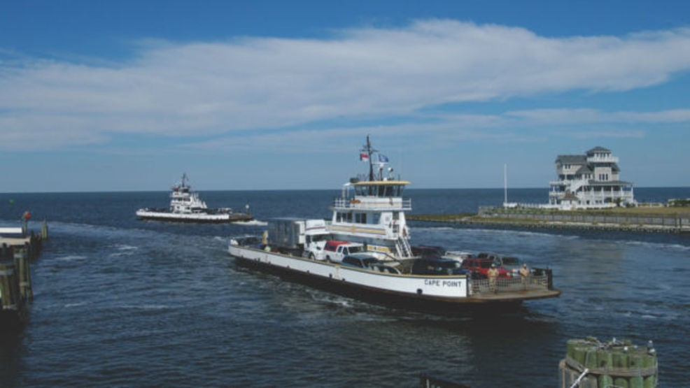 New Hatteras-Ocracoke spring ferry    | WCTI
