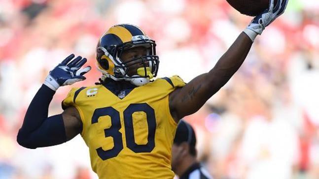 84b349e7d Tarboro grad Gurley makes NFL All-Pro team again  Panthers  Kuechly also  chosen