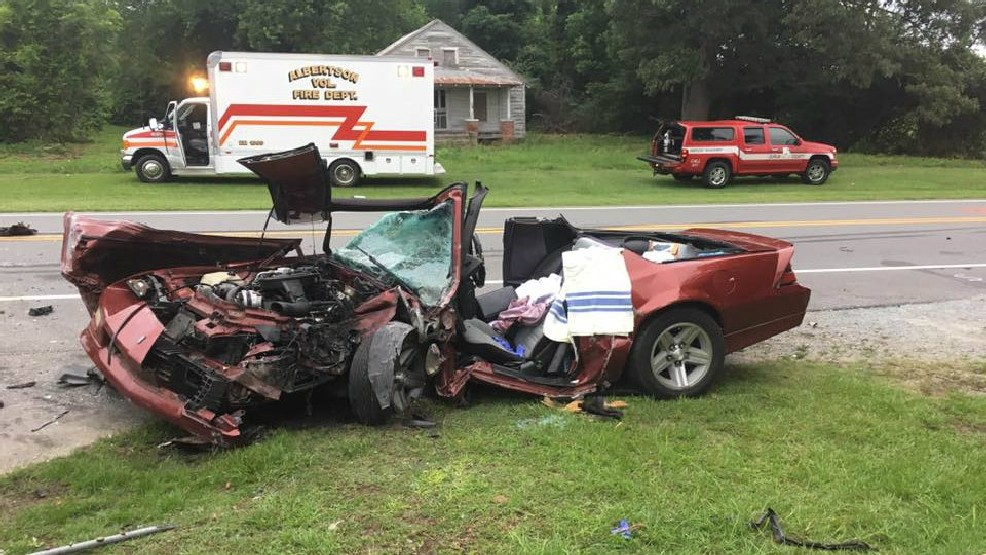 Driver pinned after bad early morning    | WCTI