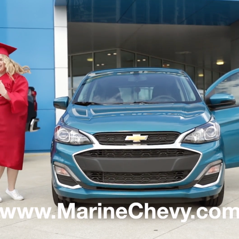 Marine Chevrolet Holding Car Giveaway For Class Of 2020 Wcti