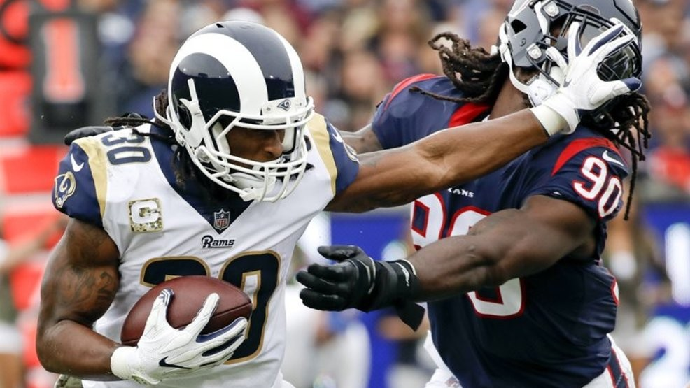 4266e8187 Tarboro native Todd Gurley gets  60 million contract extension from ...