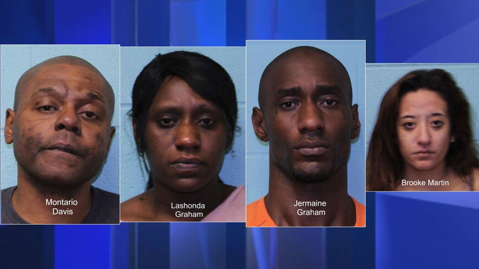 Four facing drug charges after two-month investigation leads